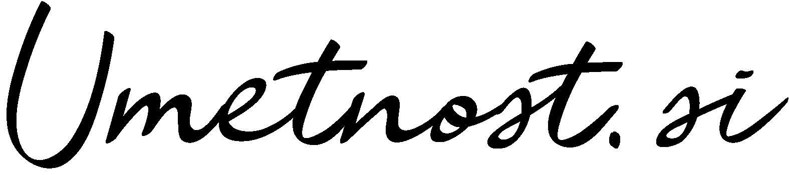 Umetnost.si Logo